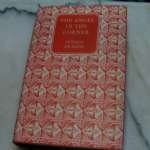 Companion book club THE ANGEL IN THE CORNER by MONICA DICKENS 1957 hardback book